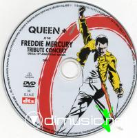 Queen The Freddie Mercury Tribute Concert Live At Wembley Stadium (1992) DVDRip x264-FTM