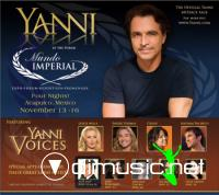 Yanni Voices 2009 Live From Acapulco DVD NTSC-FL