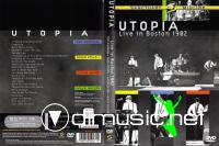 Utopia - Live In Boston 1982 (2004) (DVD9)