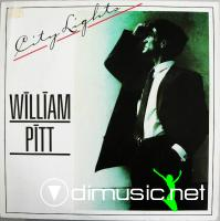 William Pitt - City Lights ( (12'' 1987-FLAC)