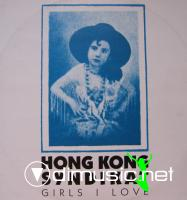 Hong Kong Syndikat - Girls I Love - Single 12'' - 1986
