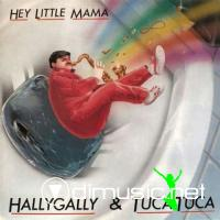 Hallygally & Tuca Tuca - Hey Little Mama (!!! Version)