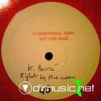 "K. Barré - Right By The Moon (Promotional 12"")"