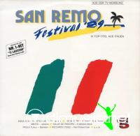Various - San Remo Festival '89