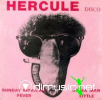 Hercule – Sunday Morning Fever - Single 7'' - 1978