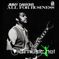 Jimmy Dawkins - All For Business (1990)