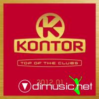 VA - Kontor Top Of The Clubs 2012 (CD ORIGINAL)