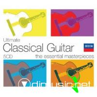 VA - Ultimate Classical Guitar - The Essential Masterpieces [Box Set] (2008)