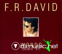 F.R.David - Words (Remix'97) (1997)