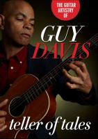 The Guitar Artistry Of - Guy Davis: Teller of Tales (2011)