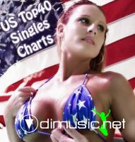US TOP40 Single Charts 14 01 2012 (CD ORIGINAL)
