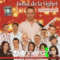 Ionuc de la Sighet si invitatii 2012 (CD ORIGINAL)