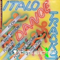 Various - Italo Dance Tracks (LP 1984)