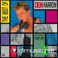Den Harrow - The Best Of Den Harrow (LP 1989)