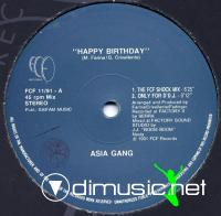 Asia Gang - Happy Birthday (1991)