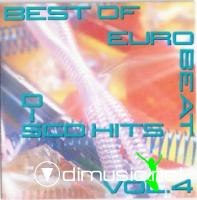 The Best Of Eurobeat Disco Hits Vol. 4 (1990)