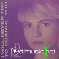 Donna Luna – I Will Never Try To Change You (1990)