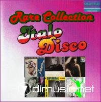 Various - Rare Collection Italo Disco