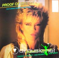 Proof Of Energy - Energy Tonight (Vinyl,12'') (1984)