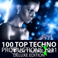 VA - 100 Top Techno Productions 2011 Deluxe Edition