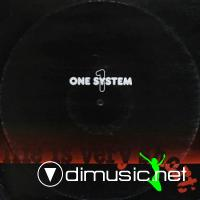 One System - Life Is Very Short (Vinyl,12'') 1987