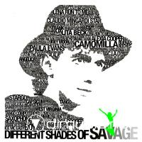 VA - Different Shades Of Savage  (2011,2CD)
