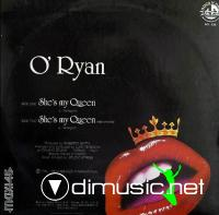 O'Ryan - She's My Queen (Vinyl,12'')