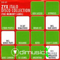 Various - ZYX Italo Disco Collection (The Memory Label)