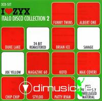 Various – I Love ZYX Italo Disco Collection 2