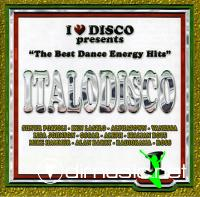 Various – I Love Italodisco NRG Vol. 1