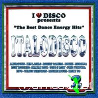 Various – I Love Italodisco NRG Vol. 2