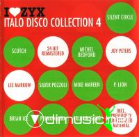 I Love ZYX Italo Disco Collection 4
