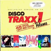 Various - 45 RPM Disco Traxx Vol 1