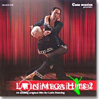 Latin Mega Hits 2 (2011)