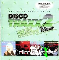 Various - 45 RPM Disco Traxx Vol 2