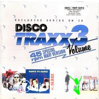 Various - 45 RPM Disco Traxx Vol 3