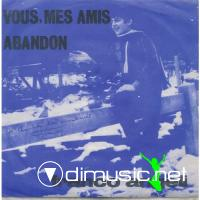 Franco Angeli - Vous, mes amis  - Single 7'' - 1970