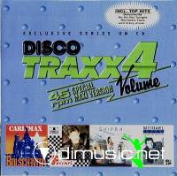 Various - 45 RPM Disco Traxx Vol 4