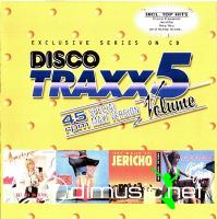 Various - 45 RPM Disco Traxx Vol 5