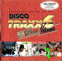Various - 45 RPM Disco Traxx Vol 6