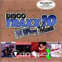 Various - 45 RPM Disco Traxx Vol 10