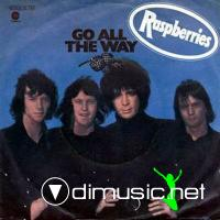Raspberries - Go All The Way (Single A+B Side) (1972)