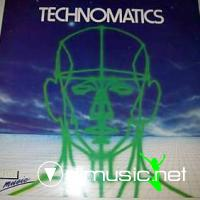 Keith Mansfield - Technomatics - The Applications Of Science And Technology (1981)
