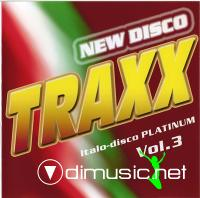 Various - New Disco Traxx Volume 03