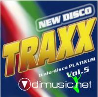 Various - New Disco Traxx Volume 05