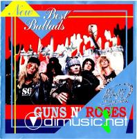 Guns N' Roses - New Best Ballads (2000)