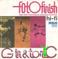 Gin And Tonic - Fotofinish / Hi Fi (Vinyl,7'' Promo) (1981)