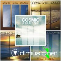 VA - Cosmic Chill Lounge Vol 1-5 (2007-2011)