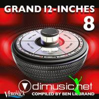 Various Artists - Grand 12-Inches Compiled by  Ben Liebrand (12 Volumes)