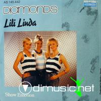 Diamonds – Lili Linda - Single 7'' - 1987